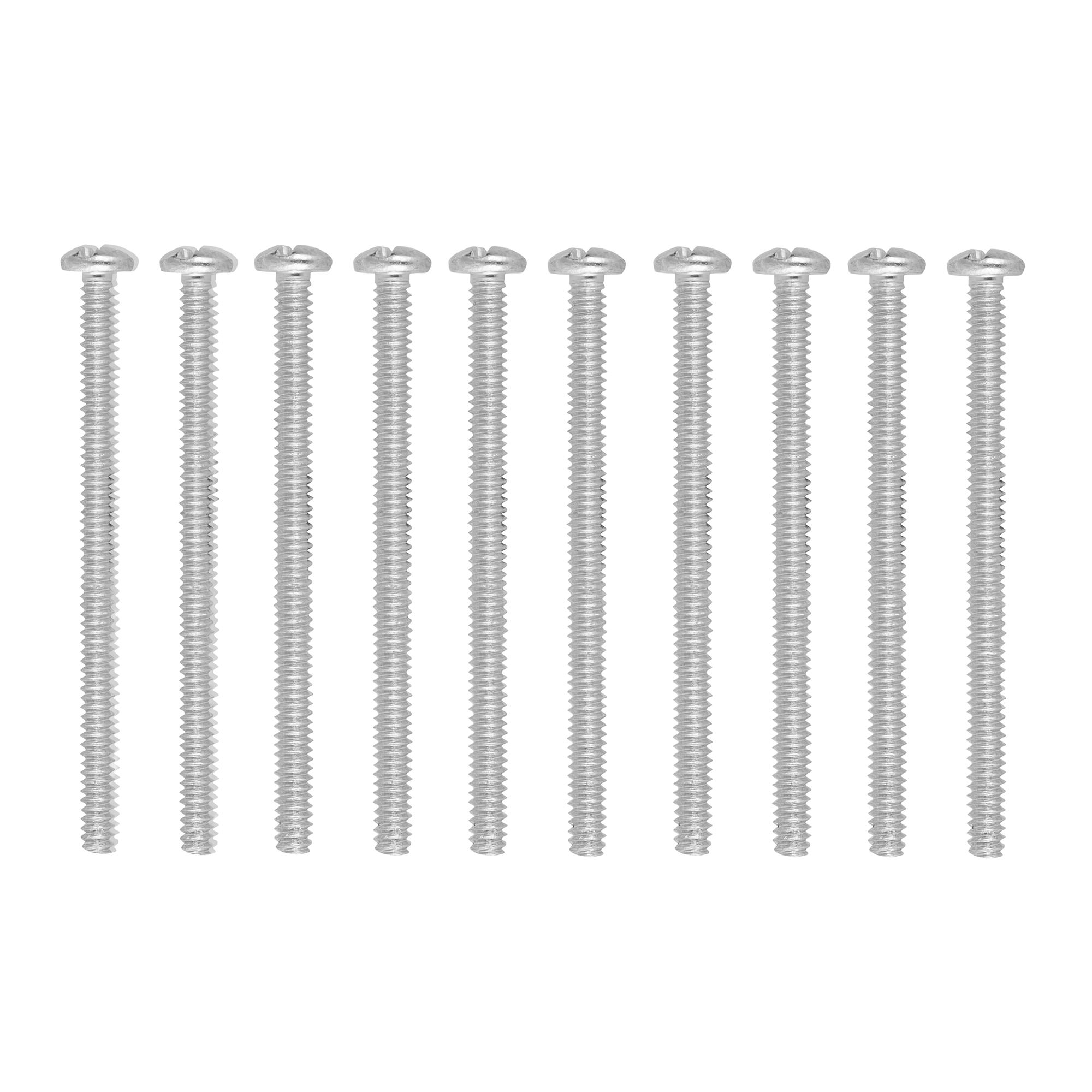 Deta mounting screws 50mm 10pk