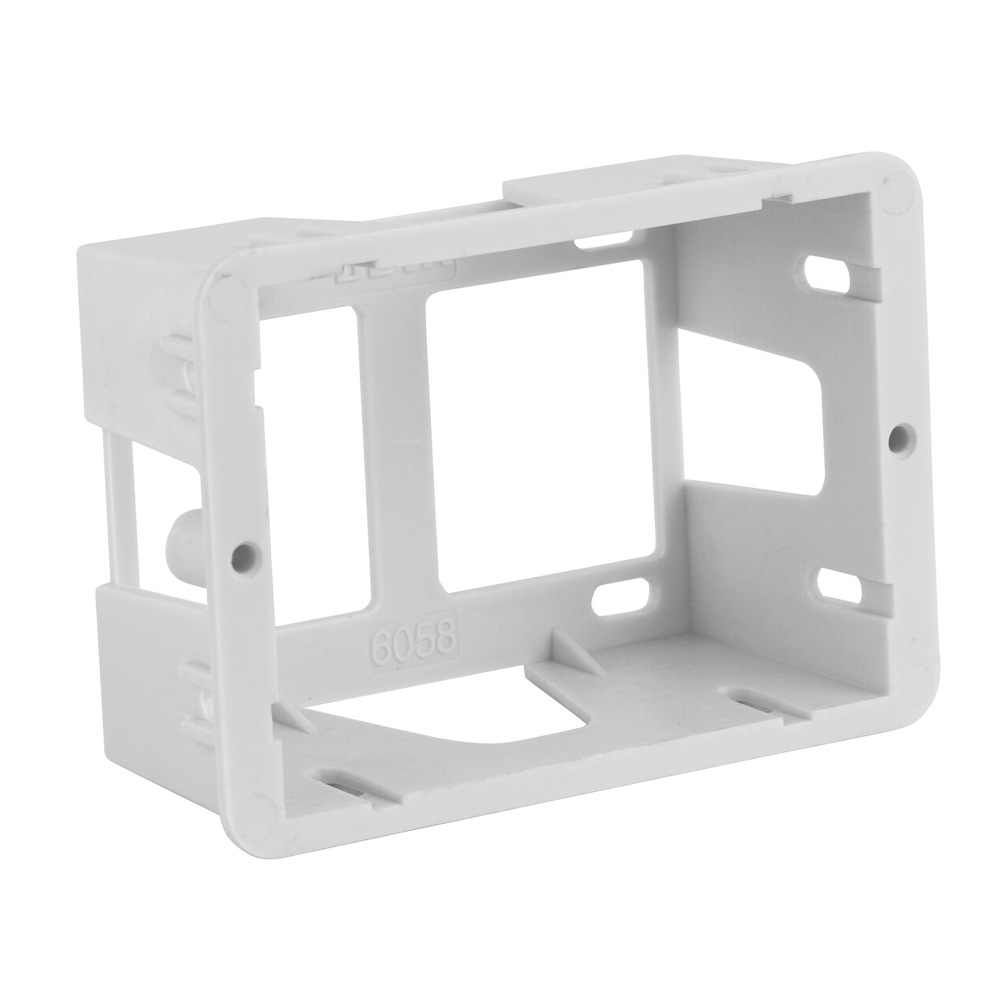 deta flush box white