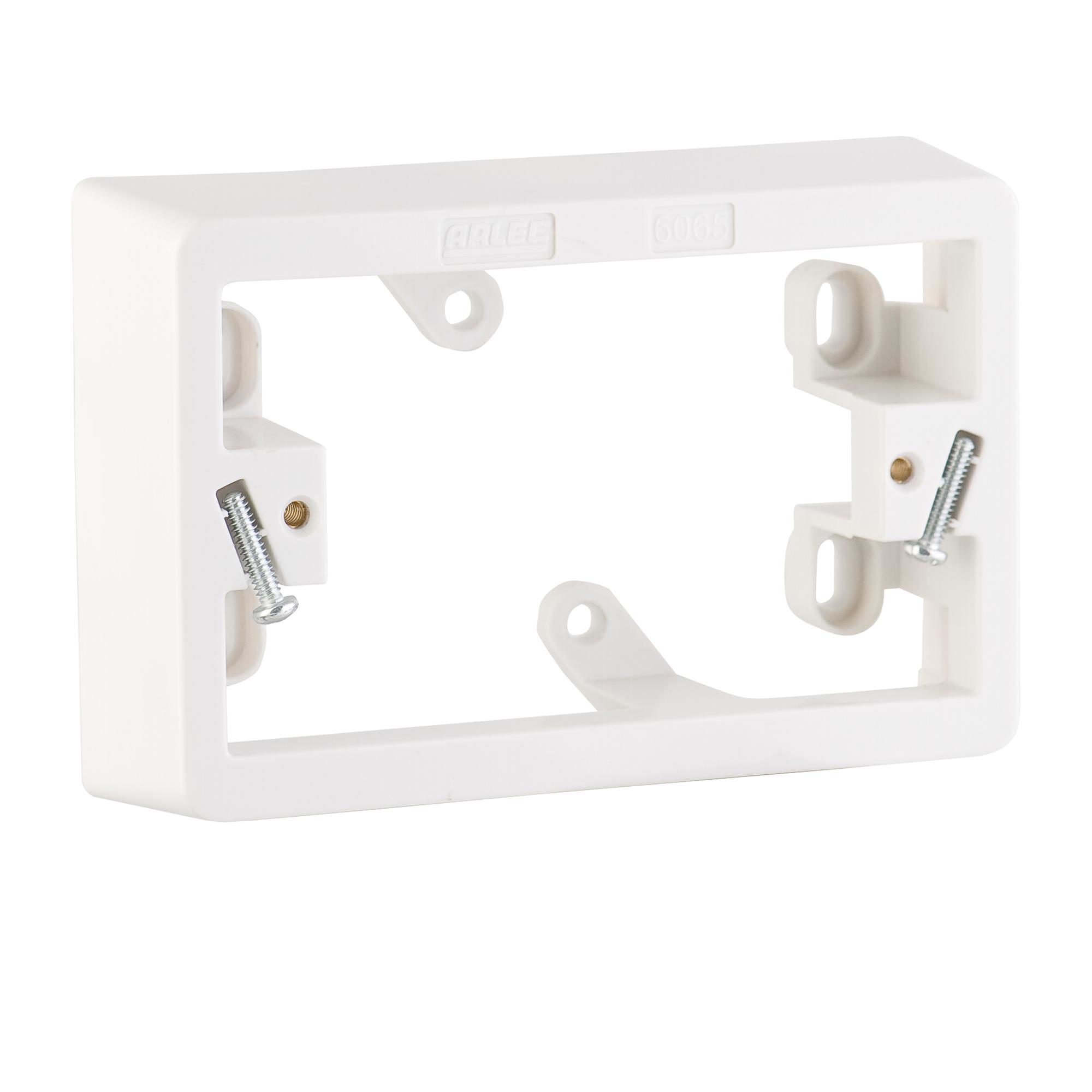 Deta standard mounting block