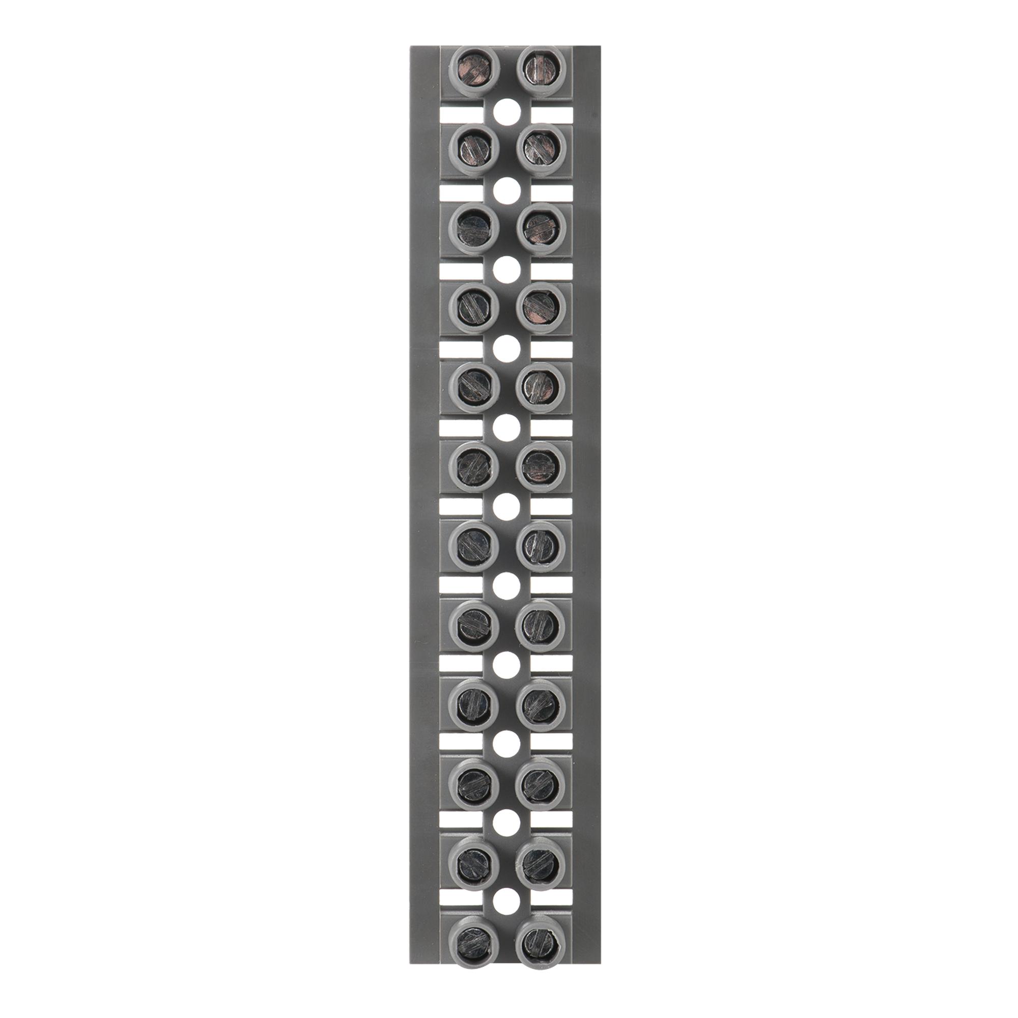 12 terminal connector strip