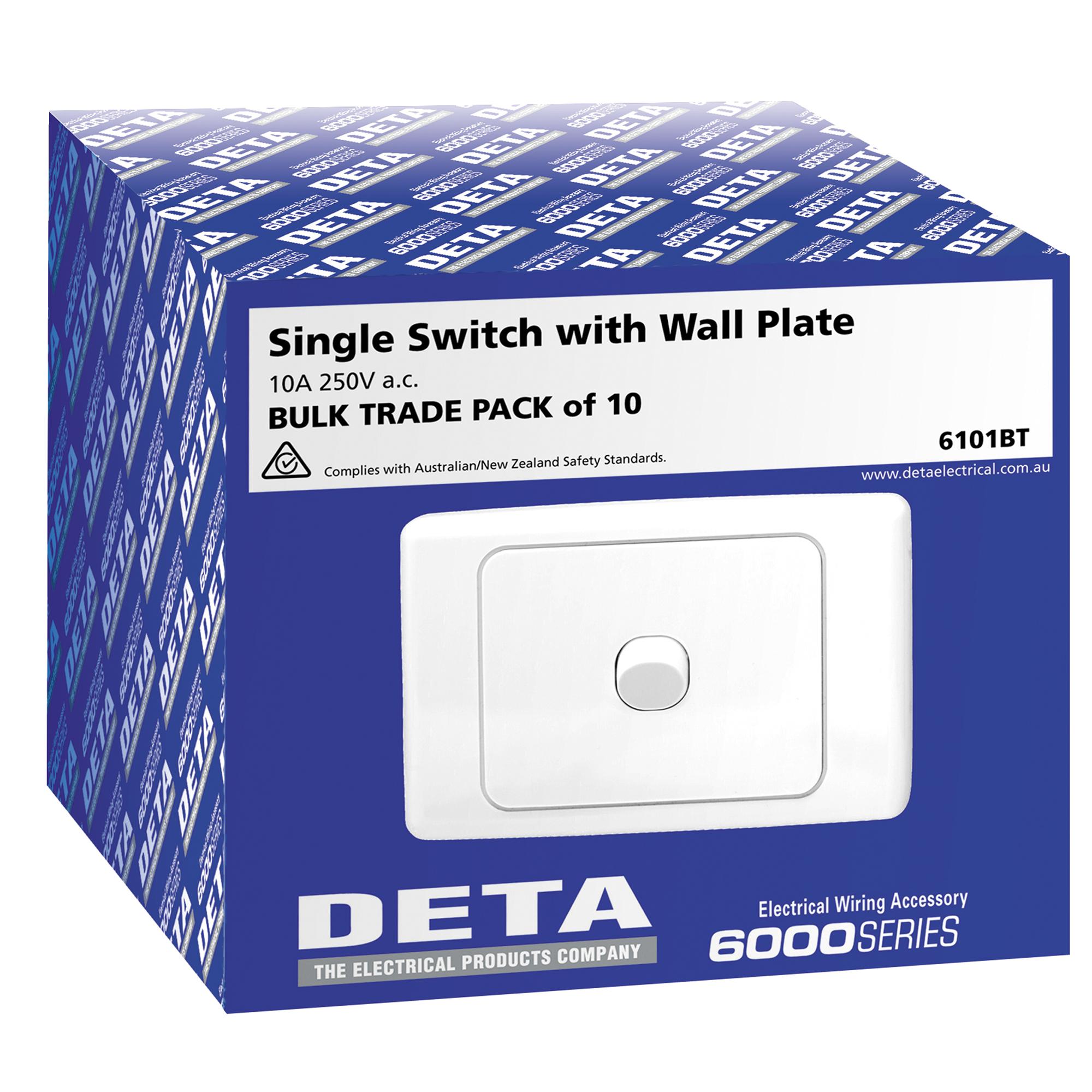 Deta single switch - 10 pack