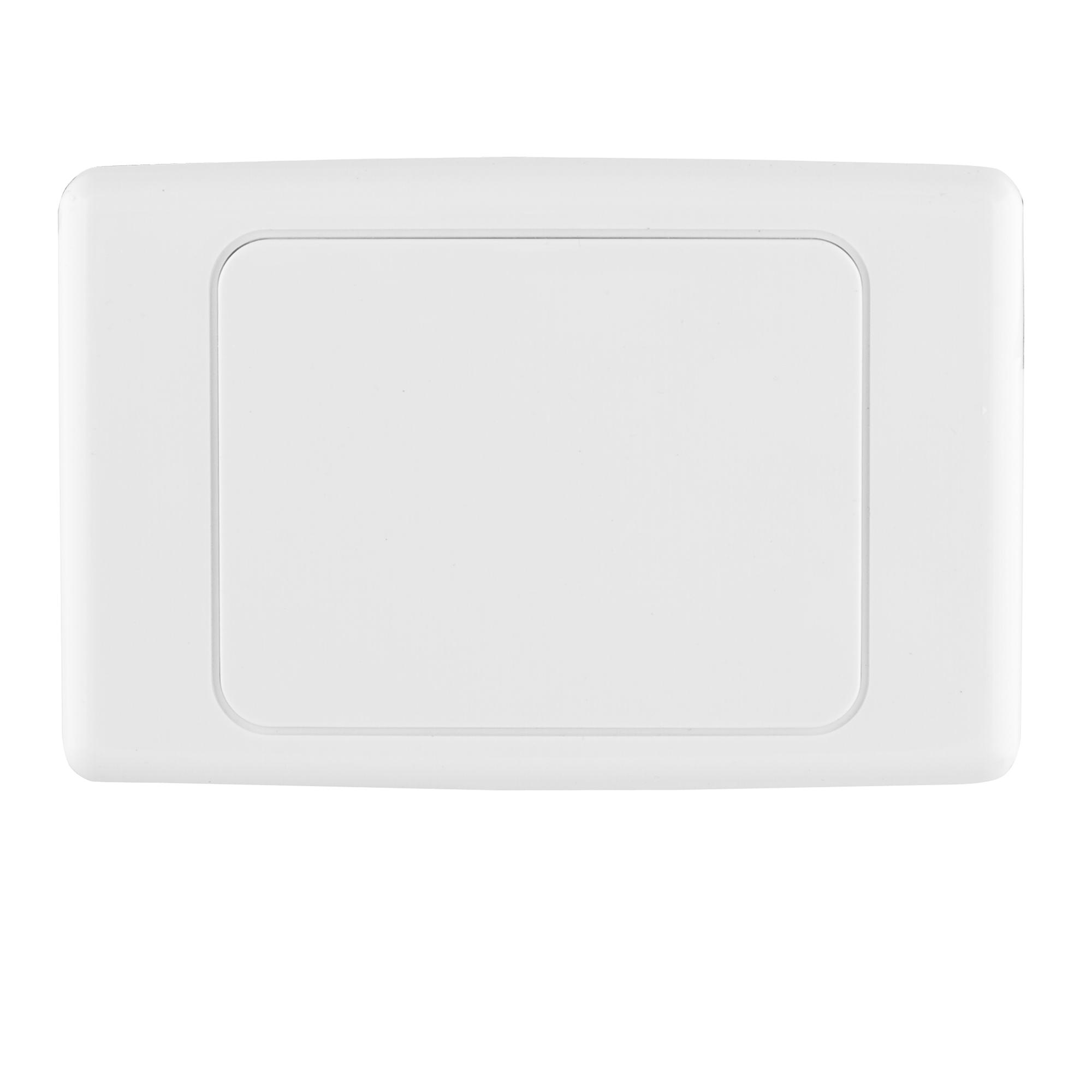 Deta blank wall cover plate