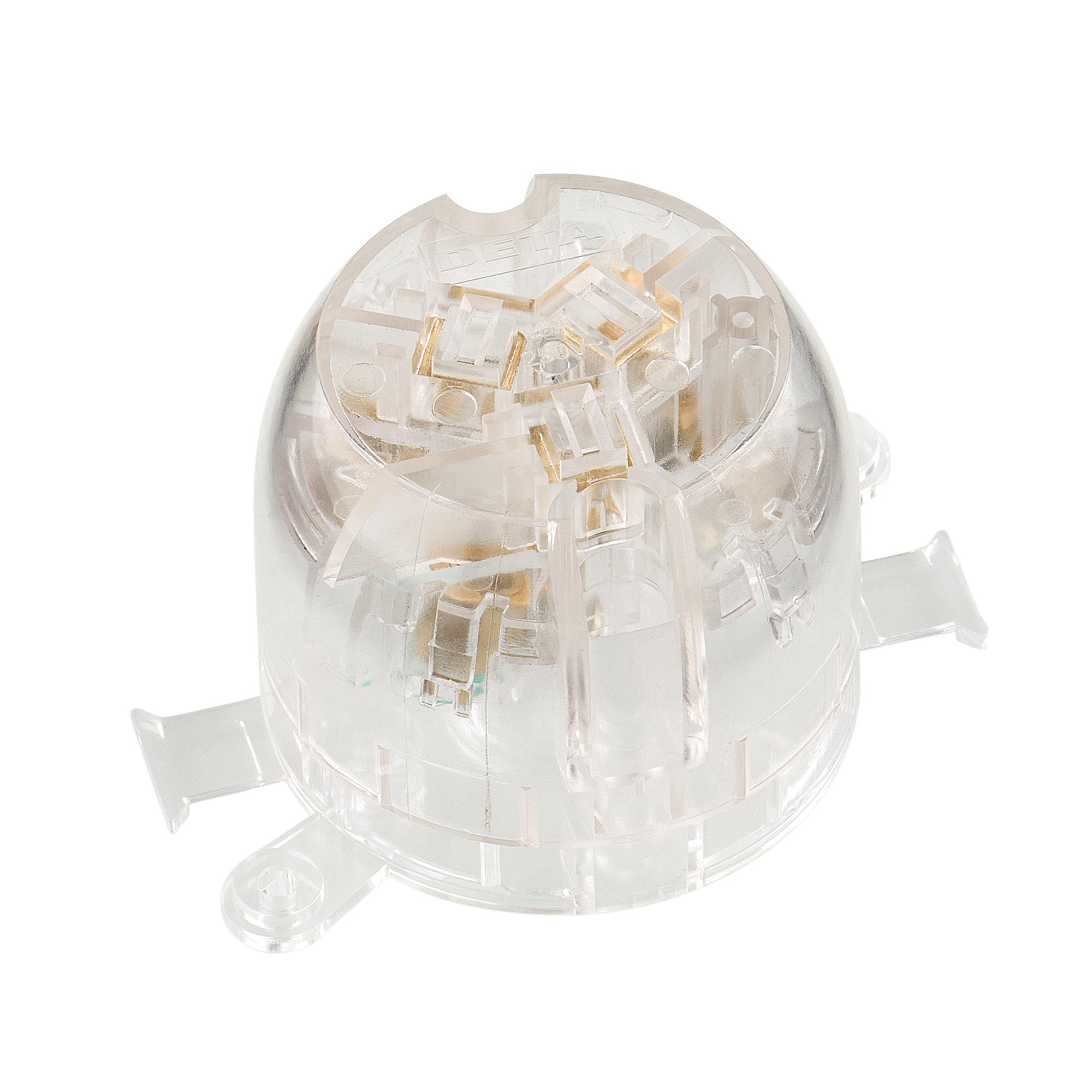 Deta 10a miniature plug base