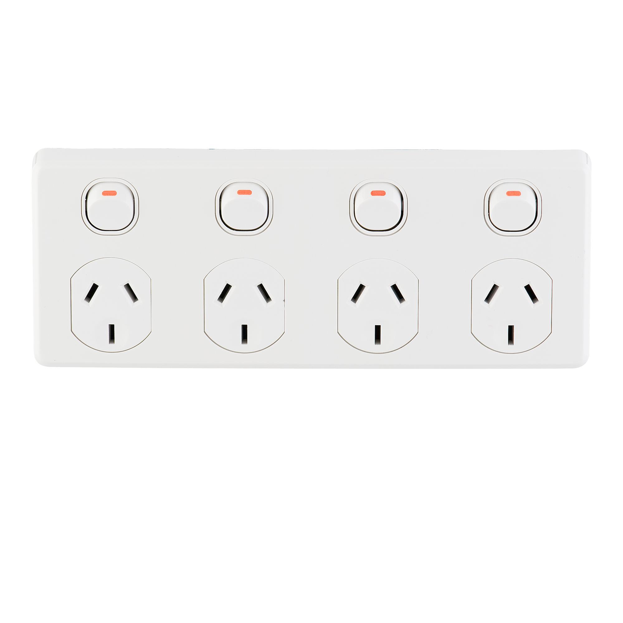 Deta four outlet power point