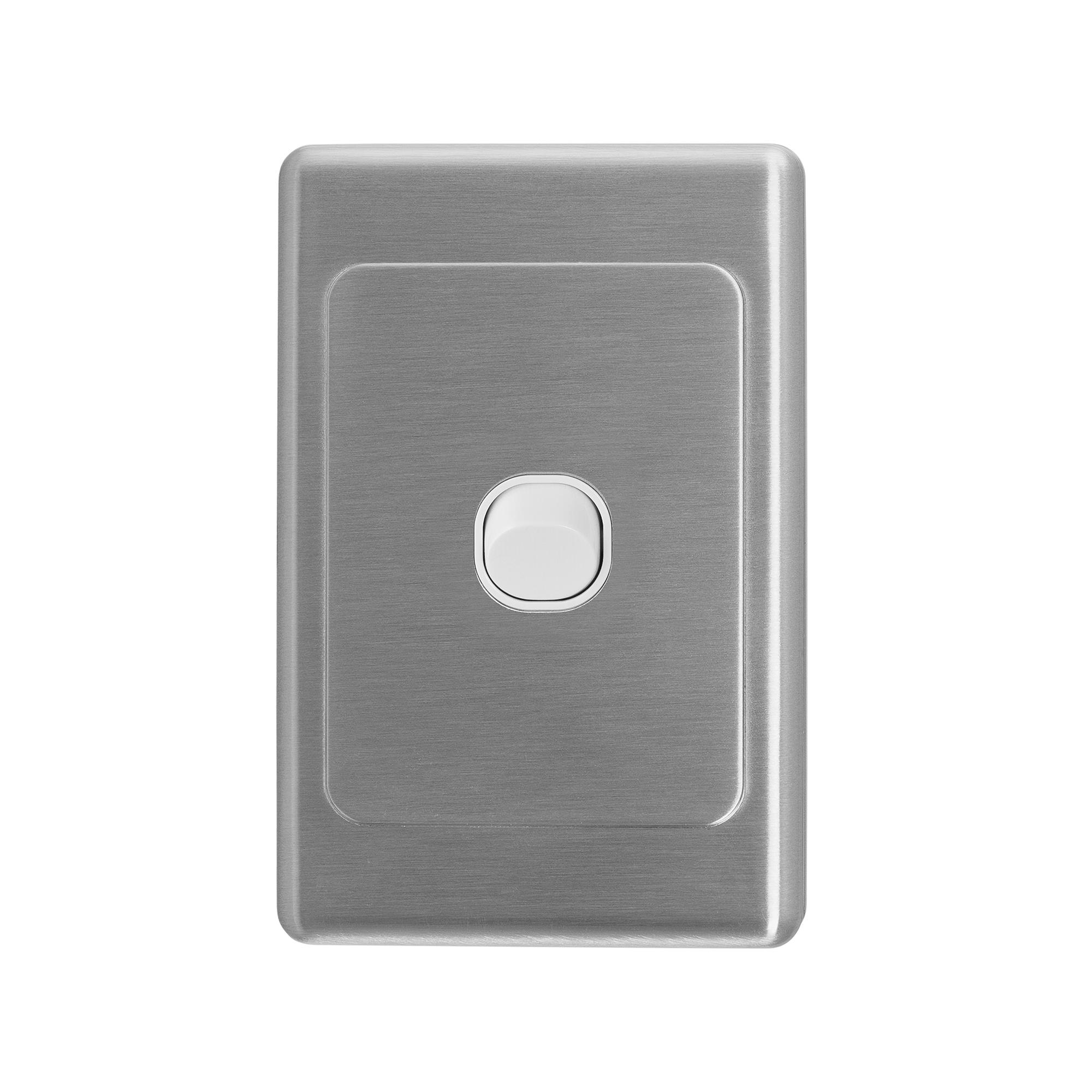 S/steel s-line vertical switch