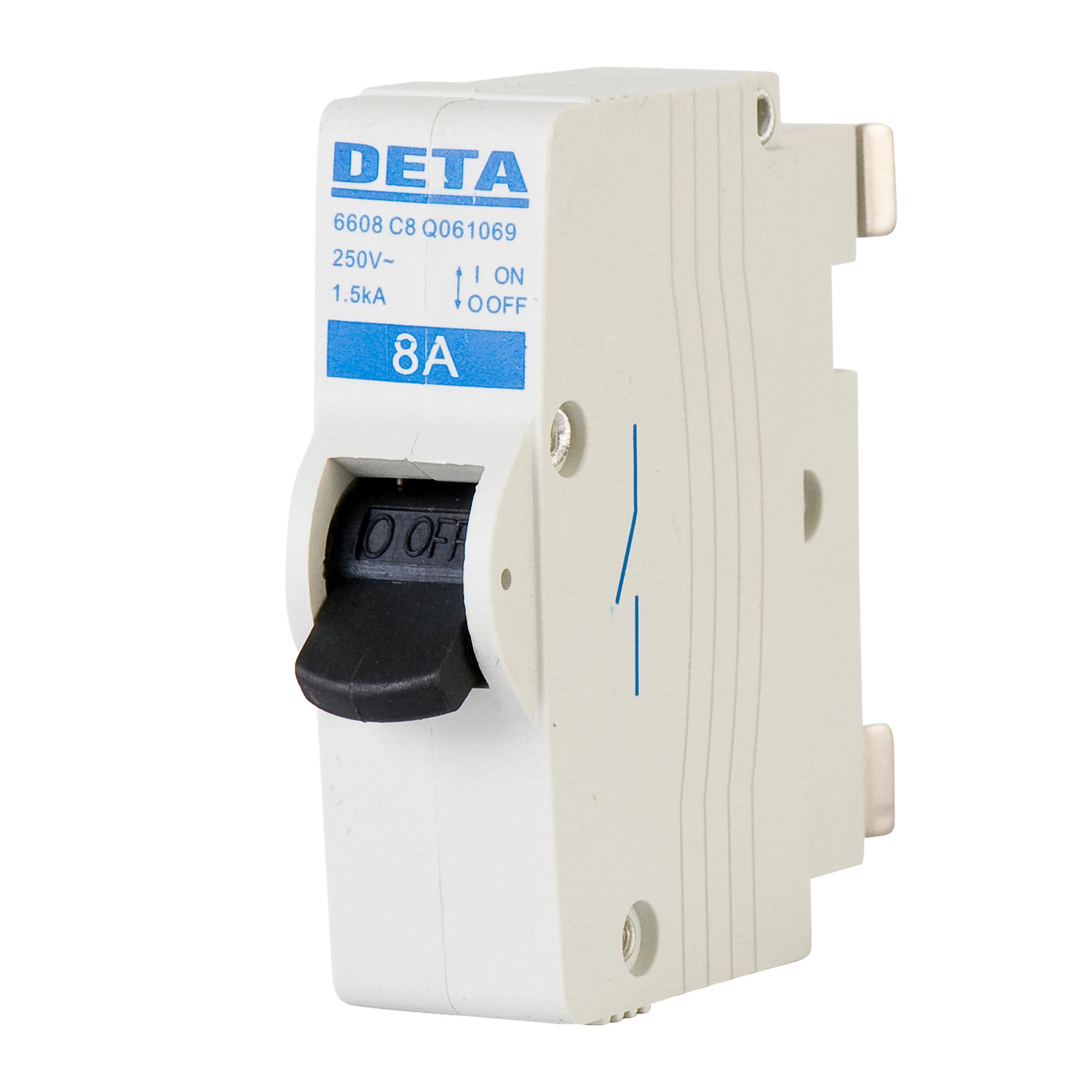 8a plug-in circuit breaker
